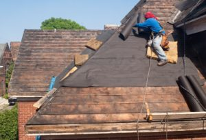 residential roofing company working in Concord MA